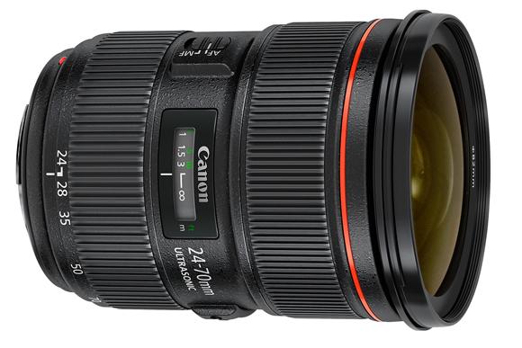 Canon EF 24-70 f/2.8L II